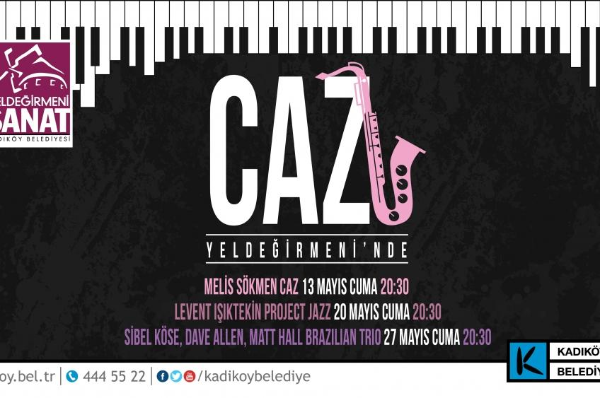 LEVENT IŞIKTEKİN JAZZ PROJECT KONSERİ