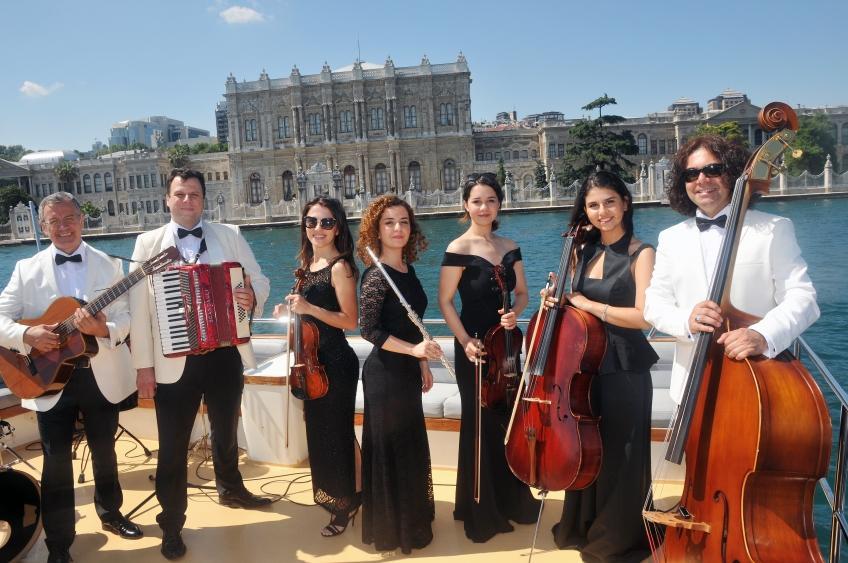 ATAKÖY ROTARY KULÜBÜ - Başkanlık Değişim Töreni Müzik Organizasyonu
