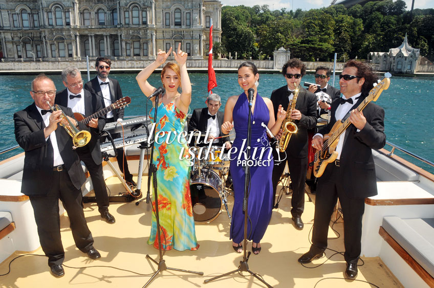 MNG KARGO A.Ş. Plaket Töreni Müzik Organizasyonu